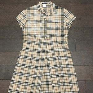 Original Burberry girls clothing size 12-14.